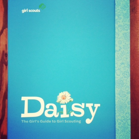 Daisy Guide Girl Scouts