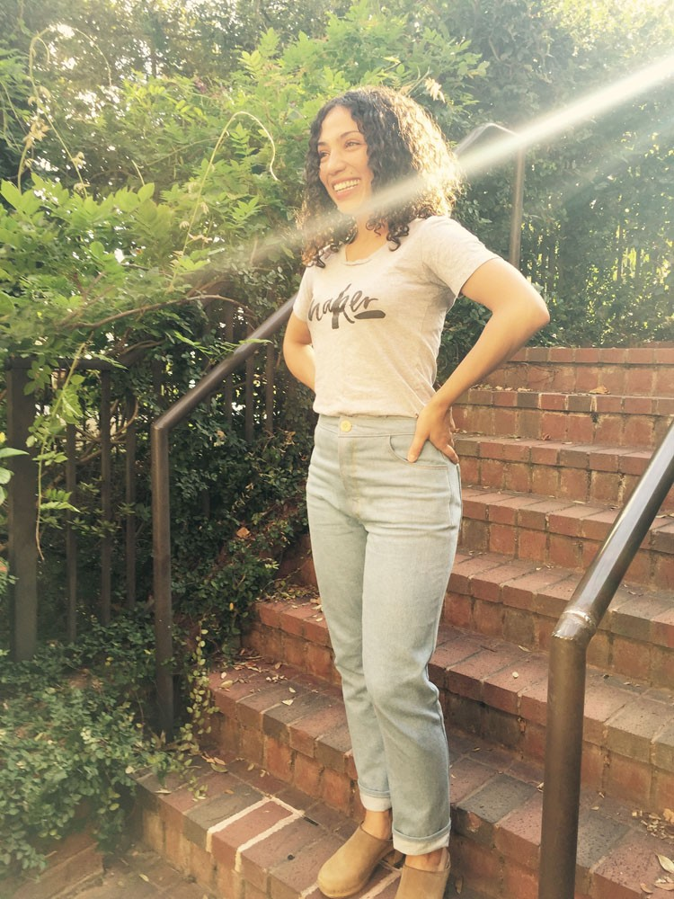 54e35608c5f5 When Morgan Met Ginger  Mom Jeans FTW