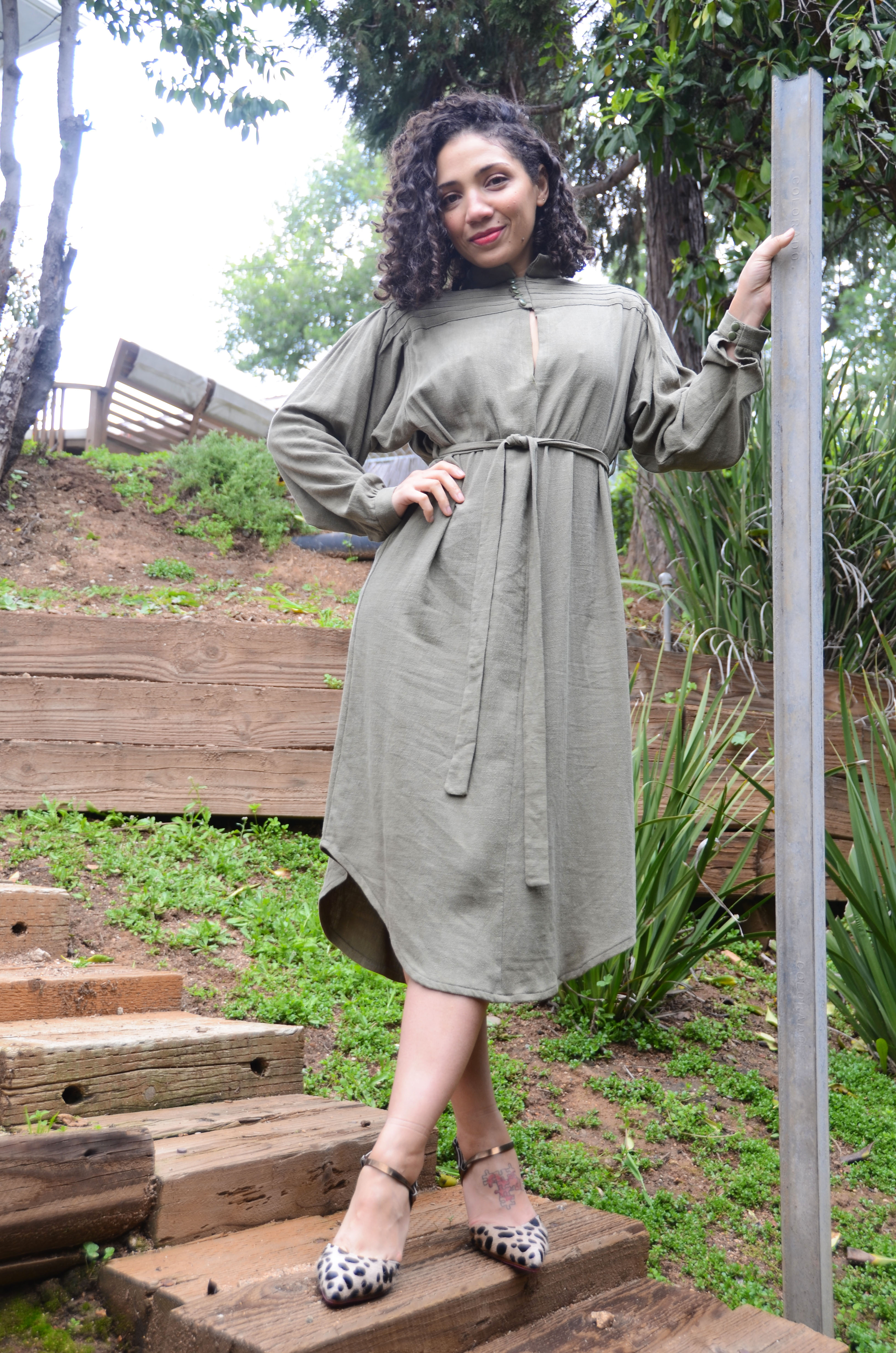 c7d3591201d5d I call it The Eponine Dress for reasons that are obvious if you are  familiar at all with Les Miz- Eponine's character is beautiful, sad, and  tragic, ...